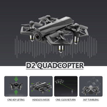 Brand New Premium WIFI 2.4GHz Mini Drone Intelligent Hover FPV 360P/720P HD Camera A Key Take-off with EVA Storage Box