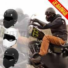 TT&CO helmets Japanese Thompson motorcycle helmet Removable chin Spirit Rider Retro Harley moto Helmet Vespa cascos para moto