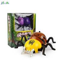 Hot New Wall Car Wireless Remote Control Electric Toy Car Non Deformed Children Creative Spider