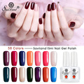 Saviland 15ml Shining Colors Gel Lak Gel polish Varnish Uv Led Nail Gel Polish Vernis Semi Permanent Need Top Base Coat