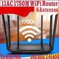TL-WDR7400 TP-LINK 1750 M 11AC Dual Band Wireless Router Pared Penetrante 6 * Antenas WIFI Inteligente APP Móvil Manejar Prom10
