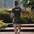 Бесплатные доставки шорты женские Летние 2015 Мода Женские спортивные шорты в открытом воздухе короткие тренировочные брюки женские Военный камуфляж шорты GK-953