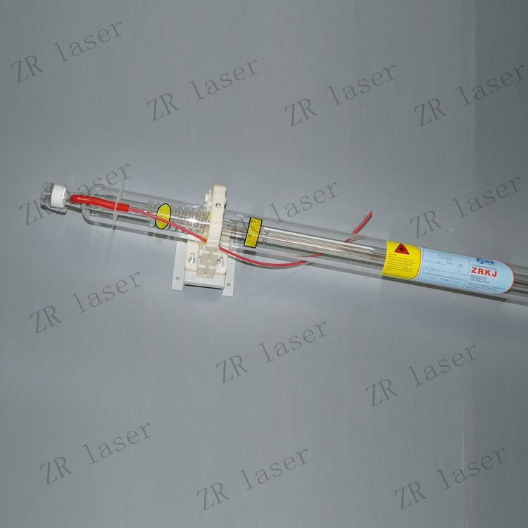 Best Quality co2 laser tube 50w with 850mm Length 50mm diameter ZuRong austria ruwido i 1k 100k 220k 470k axis length 50mm