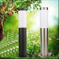 Modern Light Outdoor Waterproof LED Garden Courtyard Lamp, Landscape Wall Lights E27 AC85 265V