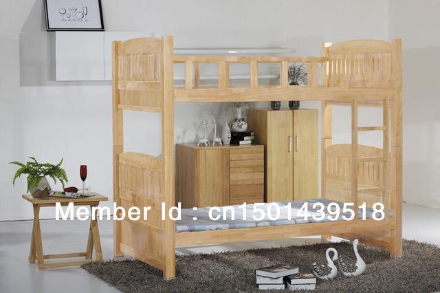 Litera moderna cama para niños / adultos, hace of roble en Camas de ...