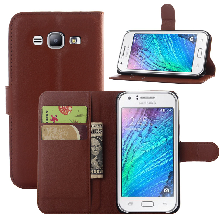 Wallet Flip <font><b>Leather</b></font> <font><b>Case</b></font> For <font><b>Samsung</b></font> GALAXY <font><b>J5</b></font> Duos J500 J500FN J500F J500G <font><b>Leather</b></font> back Cover <font><b>case</b></font> with Stand Etui Coque funda> image
