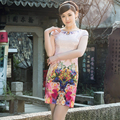 Free shipping cheongsam dress Qipao traditional chinese clothing oriental dresses chinese style dress