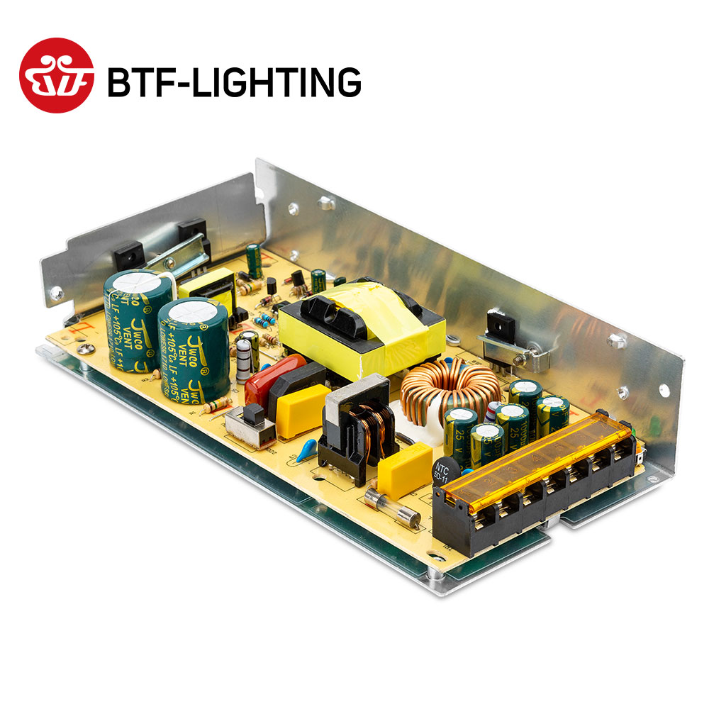 Image 3 - 12V Switch LED Power Supply Transformer 1A/3A/5A/6.5A/8.5A/10A/12.5A/15A/16.5A/20A/25A/30A/40A/50A/60A-in Lighting Transformers from Lights & Lighting