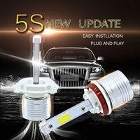 2x Plug Play H1 H3 H4 H7 H8 H11 H9 9004 9005 HB3 H10 9006 HB4