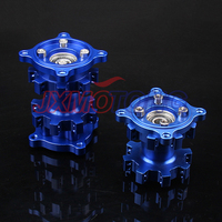 CNC hub hub for Huayang BSE speed off road motorcycle small tournament parts