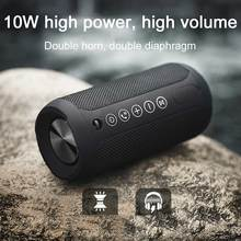 Bluetooth Speaker Waterproof Portable Outdoor Wireless Mini Column Box Speaker Support TF card FM Stereo Hi-Fi Boxes аудио колонка bluetooth sruppor tf bluetooth speaker