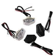 Motorcycle LED Flush Mount Turn Signal Indicator Flasher For Suzuki GSXR 600  GSXR750 GSXR1000
