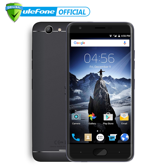Ulefone U008 Pro 4G Mobile Phone 5.0 inch HD 1280x720 IPS MTK6737 Quad Core Android 6.0 2GB RAM 16GB ROM 3500mAh Smartphone