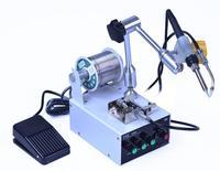 Многофункциональный Автоматический термостатический Олово Кормление машина олова подачи для паяльной станции 60 Вт 220 В