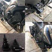 Для YAMAHA FZ8 FZ 8 FZ-8 аксессуары для мотоциклов защита от падения рамка ползунок защитный противоударный протектор