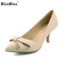 Женщины стилет туфли на высоких каблуках леди качество обуви острым носом марка мода на высоких каблуках насосы туфли на каблуках размер 32-43 P17320