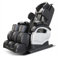 HFR 888 H6 Healthforever Brand разминания и вибрации Многофункциональный всего тела Электрический отдохнуть невесомости массажное кресло