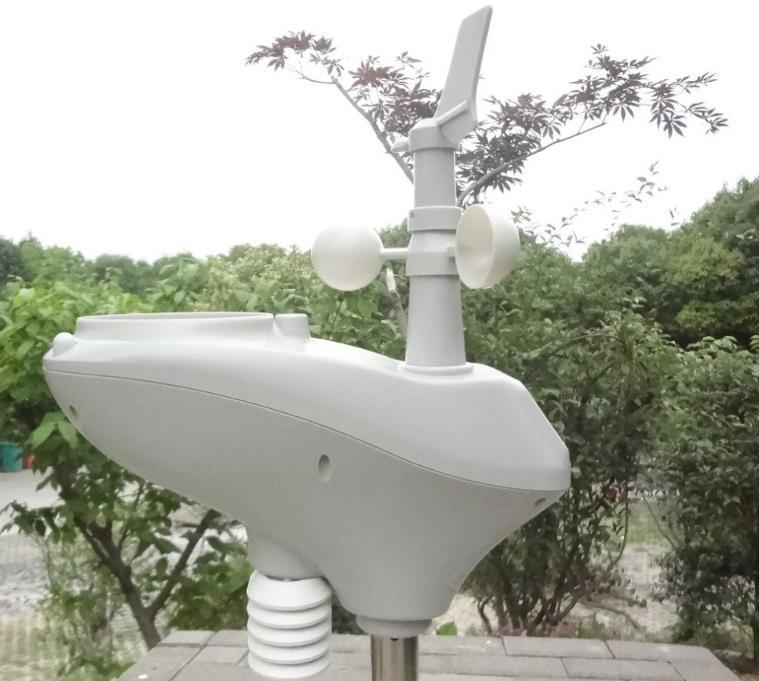 MISOL/1 unité de capteur extérieur (pièce de rechange) pour station météo sans fil 433 mhz