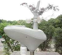 MISOL/1 единица Открытый датчик (запасных частей) для метеостанции беспроводной 433 мГц