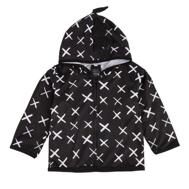 online sale fast delivery online Baby Boys Girls Autumn Winter Toddler Dinosaur Pattern Zipper Jacket Coat  Outerwear Clothes Children Clothing M-in Jackets & Coats from Mother & Kids  ...