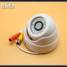 2pcs CCTV Camera Indoor 1.3MP 2500tvl AHD camera day/nignt vision IR Cut Filter PAL/NTSC