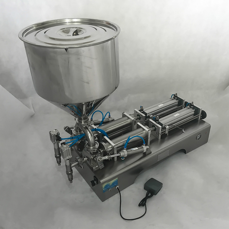 double fillling machine4