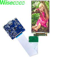2160x3840 for  5.5 inch 4K LCD panel with mipi interface for 3D printer/VR/Head-set video playerLS055D1SX05(G)