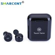 Bluetooth-наушники Smarcent X3T с сенсорной кнопкой и микрофоном