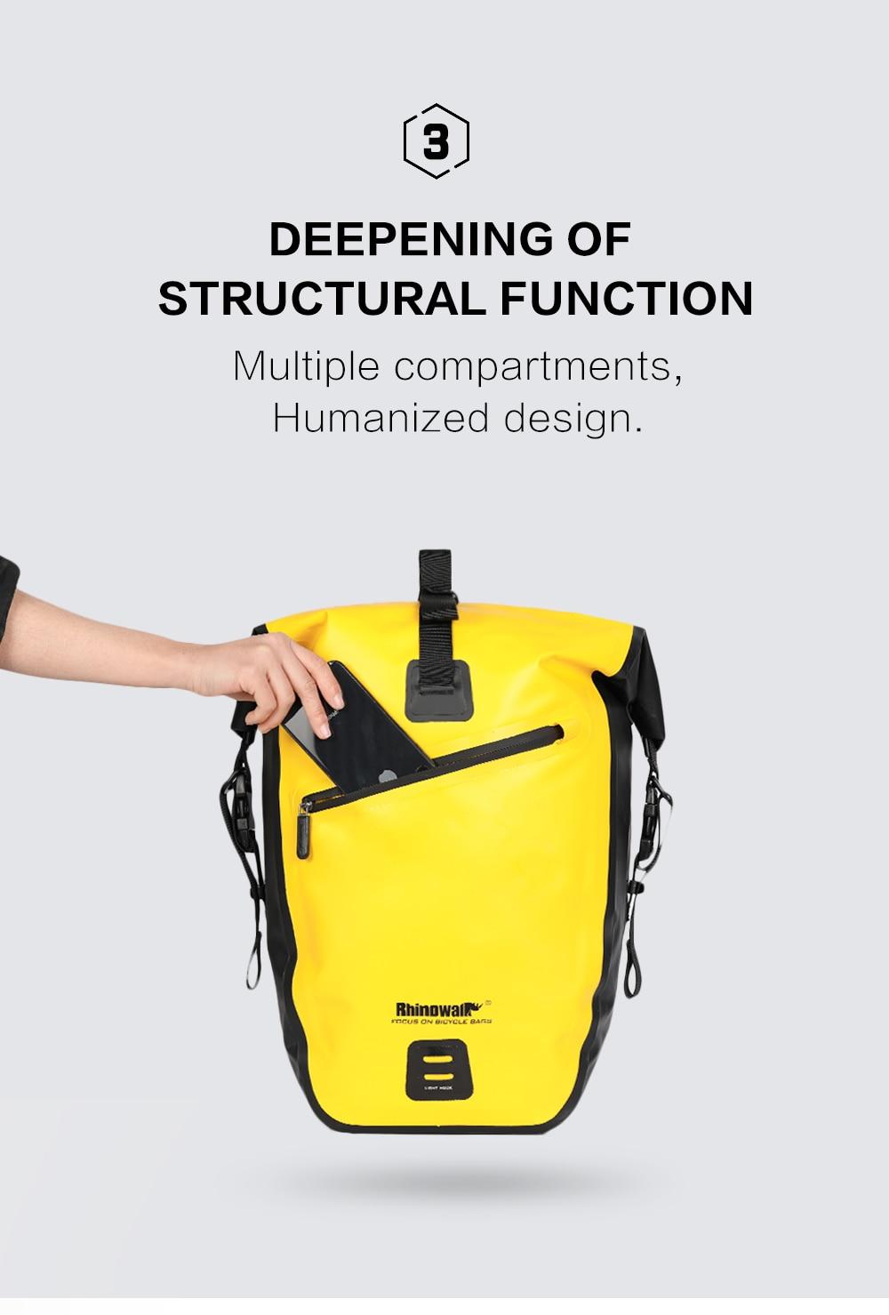 Waterproof Bike Pannier Bag (11)