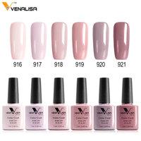 61508 Venalisa Natural Series 6 Colors Set Populare Colors Soak Off Color Nail Gel Polish