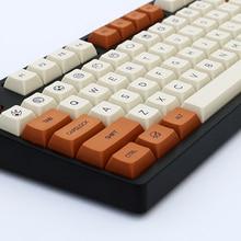 MP XDAS профиль PBT Keycap 163 сублимированные брелки для filco/DUCK/Ikbc MX Переключатель механическая клавиатура keycap, только брелков