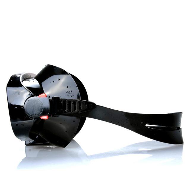 Anti-fog Scuba Mask Silicone + Breathing Tube Set