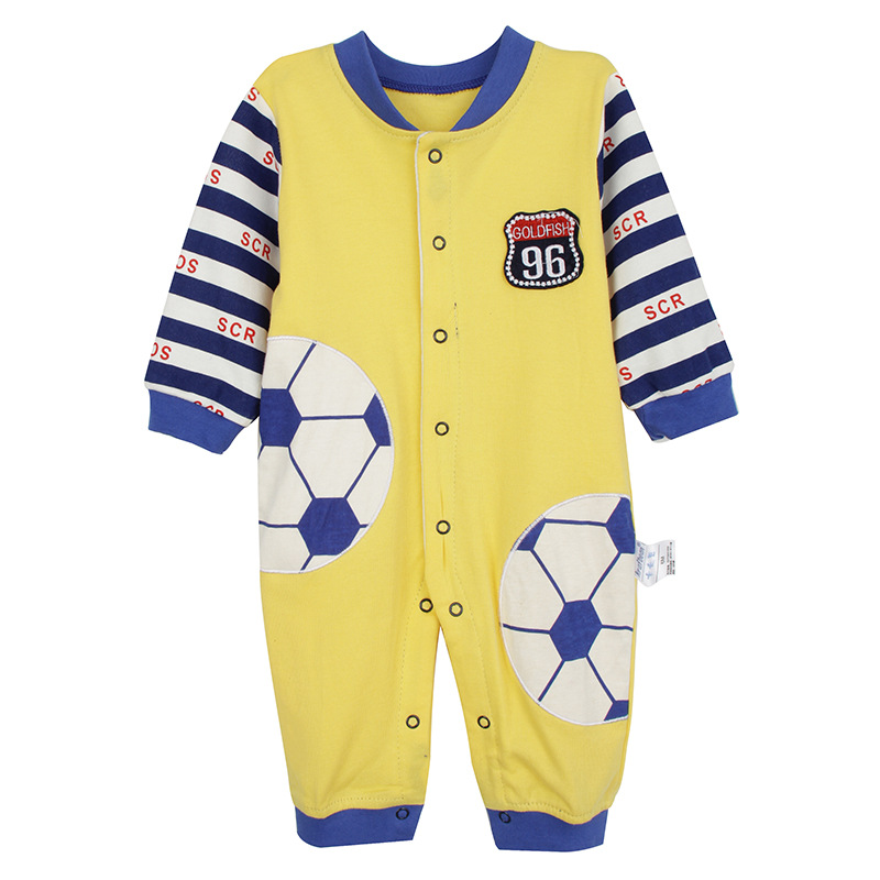 Baby Rompers Spring Baby Boy Clothes Cartoon Baby Girl Clothes Roupas Bebe Newborn Baby Clothes Infant Jumpsuits Kids Clothing