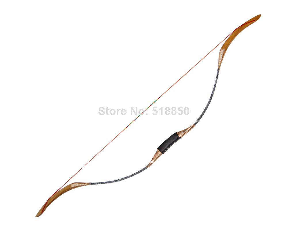 Buy archery adult longbow 40lbs acacia wood fiberglass recurve bow 100 percent - How to make a homemade bow and arrow out of wood ...