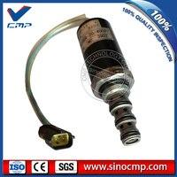 Sinocmp KDRDE5KR 20/40C07 203A EZ20V00018F1 40C07 203A solenoid valve for Kobelco|valve solenoid|valve 3/4|valve e -