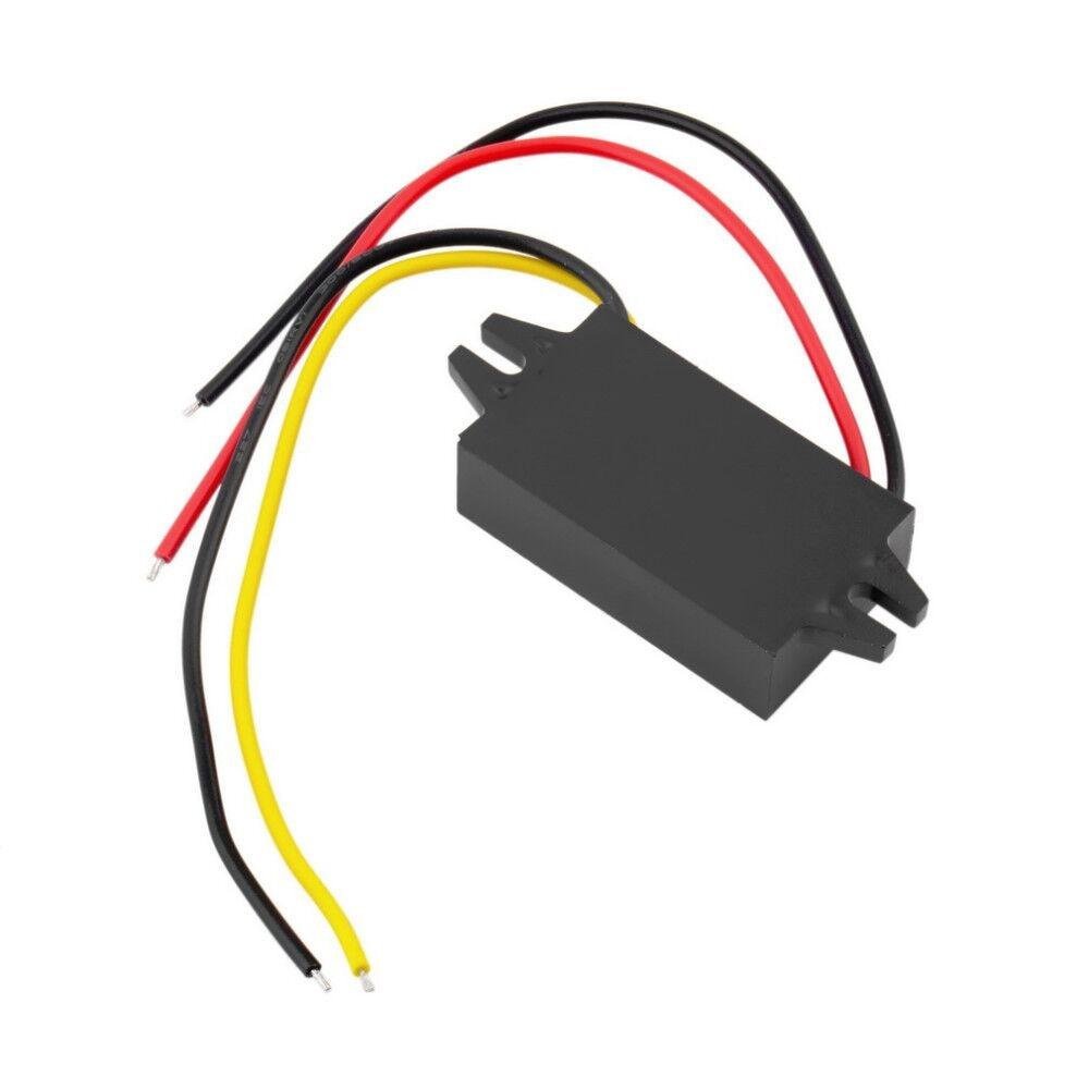 12V(6V-22V) To 3.3V 3A 10W DC DC Step Down Converter Buck Module Car Power Adapter Voltage Regulator Waterproof