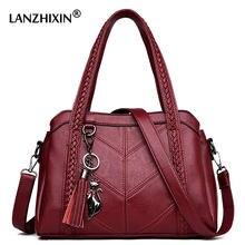 1d36c78a4becb 3 große Kapazität Tasche Quaste Tote Luxus Spiraea Frauen Schulter  Messenger Taschen Designer Hohe Qualität Leder