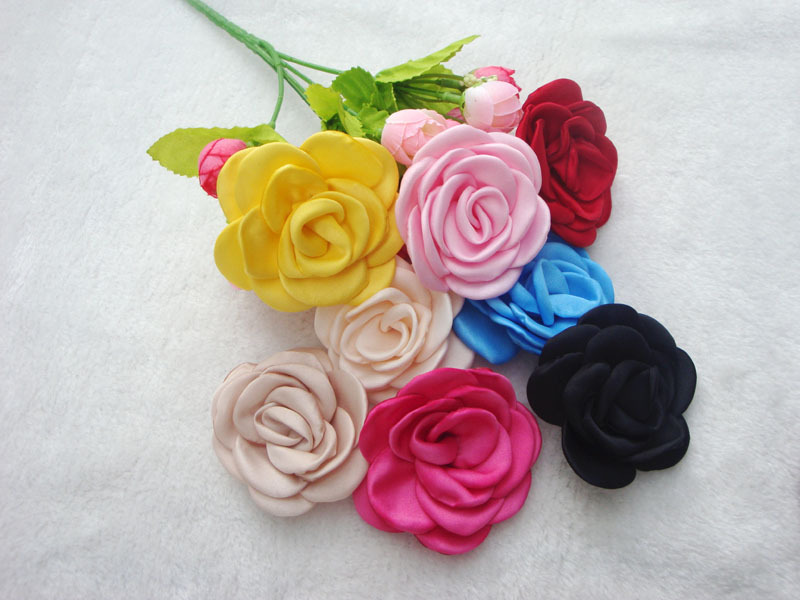 aliexpress  buy  latest burned satin rose flower for diy, Beautiful flower