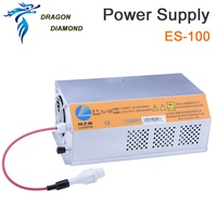 CO2 laser laser power supply ES100 EFR 100W for CO2 laser tube laser cutting and engraving machine