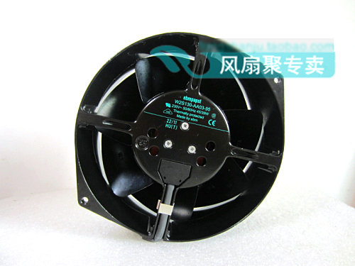 Original German ebmpapst W2S130-AA03-95 230V 17cm all-metal cooling fan new for ebmpapst a2s130 aa03 01ac220v thermostability cooling fan