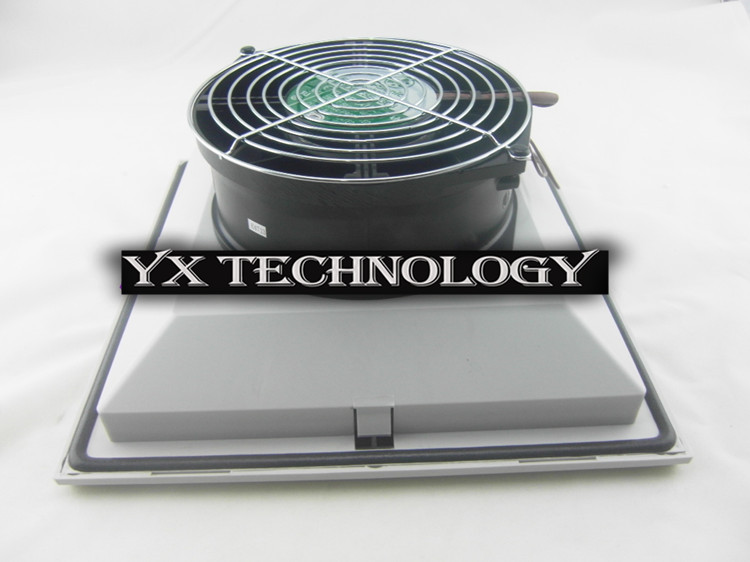 Fan Filter BA6625.230 230V 0.30A cabinet dedicated fan filter / band ring 255*255*121mm