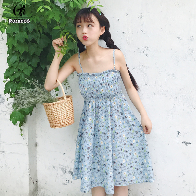 ROLECOS Новий японський стиль Kawaii Lolita - Жіночий одяг