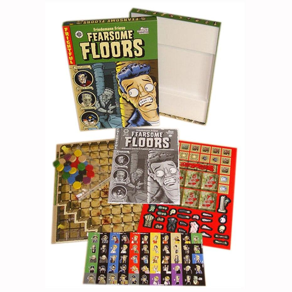 Drôle Jeu De Cartes Étages Redoutables Board Game Party jeu intéressant Meilleur Cadeau Pour La Famille Divertissement Sportif ou fans de jeux