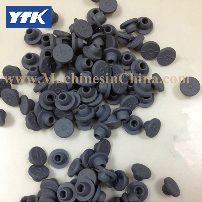100pcs 13mm Butyle Rubber Stopper