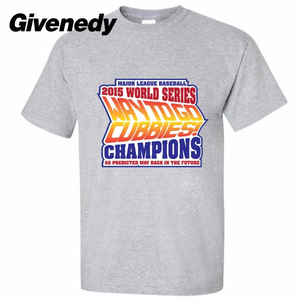 72adea24cdc Chicago Cubs World Series T Shirts
