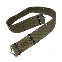 WW2 Korean war Vietnam war US M1961 M1956 belt pure cotton tactical belt copy export