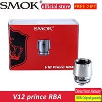 Original SMOK TFV12 PRINCE RBA Coil with resistance 0.25ohm RBA Head fit for TFV12 PRINCE TNAK/ SMOK MAG KIT/X-Priv Kit Electronic Cigarette Atomizer Cores