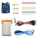 Envío Libre Tablero del Desarrollo del UNO R3 Starter Kit Básico Para Arduino DIY