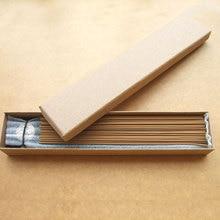 A++ Natural Agarwood Eaglewood Oud Incense Sticks Vietnam Jinko 16cm+30 sticks Natural Aroma Scent Rich For Home SPA Meditation