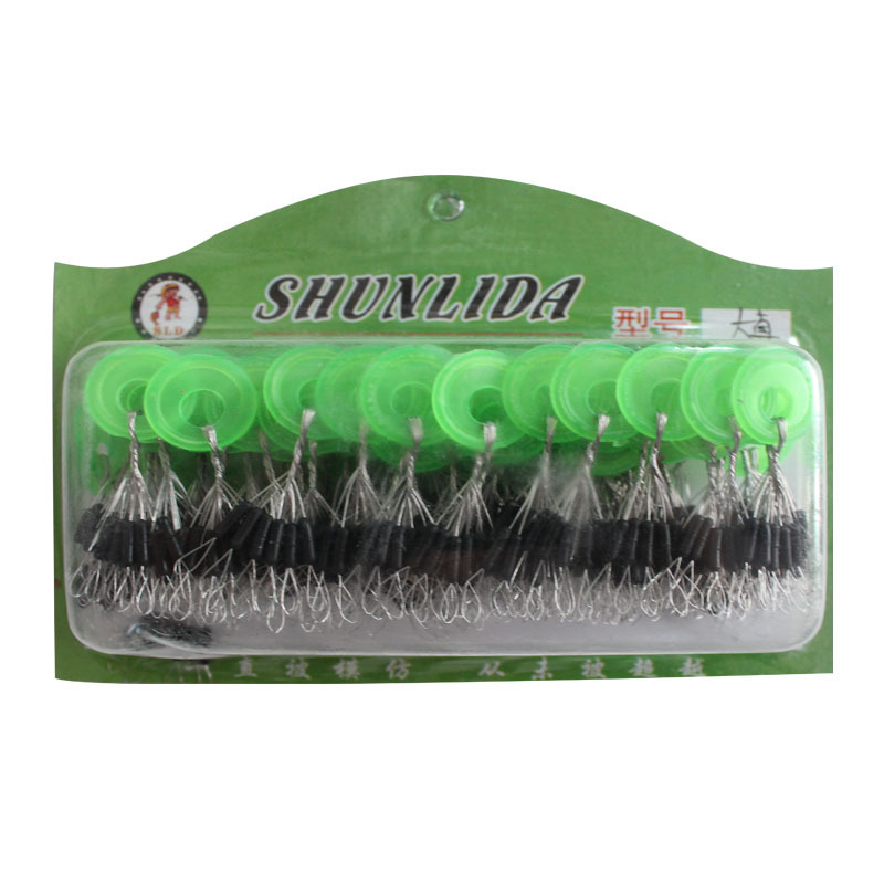 100 Group 600PCS Space Bean Fishing Accessories Pesca Tackle S/ M/ L Carp Fishing Box Tools